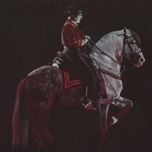 Spanish Horse Rider