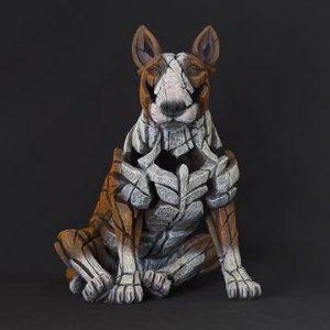 Bull terrier red