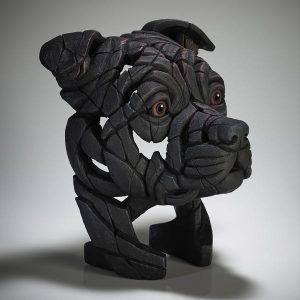 Staffordshire Bull Terrier black